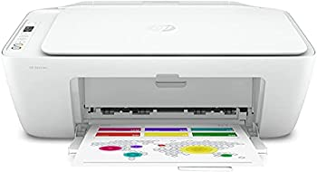 Hp DeskJet 27xx Series Wireless Bluetooth All-in-One Color Inkjet Printer - Instant Ink Ready - Print Scan Copy for Home Office - Icon LCD Display Up to 1200 x 1200 dpi SPMOR Printer Cable