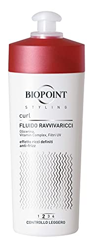 Biopoint Styling Curl Fluido Ravvivaricci - 200 ml.