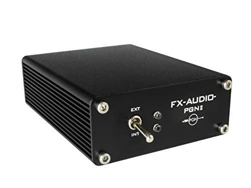 FX-AUDIO- PGN2 USBノイズフィルター機構付きUSBスタビライザー『Plate Goodbye Noises II』