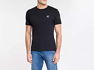 Camiseta Mirror Manga Curta, Calvin Klein, Masculino