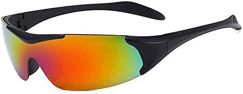 ZRDSZWZ Gafas de ciclismo fiables para ciclismo, ciclismo, ciclismo, ciclismo, hombres y mujeres (color: estilo 2)