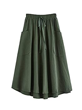 Best long skirts with pockets 2 Reviews