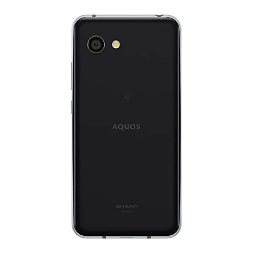 SHARP(シャープ)AQUOSR2compactSH-M09(ピュアブラック)5.2インチSIMフリースマートフォン[メモリ4GB/ストレージ64GB/IGZOディスプレイ]SH-M09-B