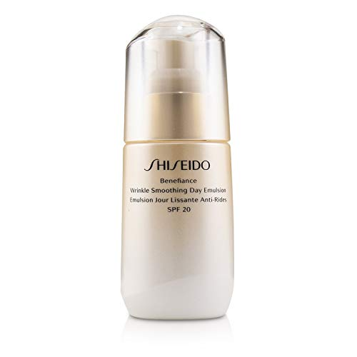 Shiseido Benefiance Wrinkle Smoothing Day Emulsion Spf20 75 Ml - 75 ml