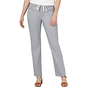 LEE Women's Relaxed Fit Straight-Leg Jean