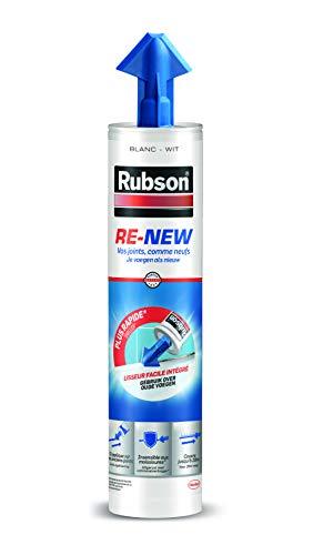 RUBSON Mastic RE-NEW blanc cart 280 ml