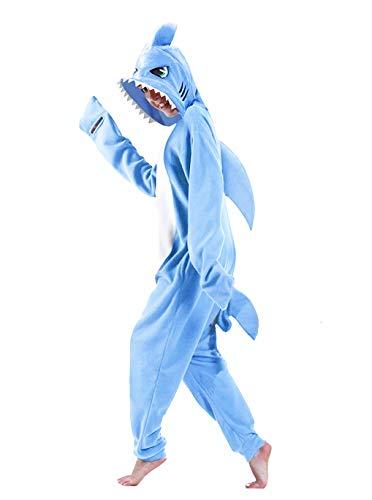 Shark Costume Pajamas