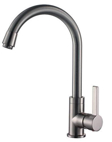 DJY-JY - Grifo para lavabo de baño con ranura para lavabo o lavabo de baño con grifo de agua fría y caliente sanitaria