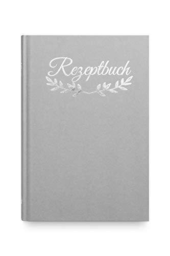 MKL-Großes XXL Rezeptbuch zum selberschreiben DIN B5 148 Seiten 70 Rezepte Hardcover Kochbuch selbst schreiben Backbuch selberschreiben Inhaltsverzeichnis Register Geschenkidee