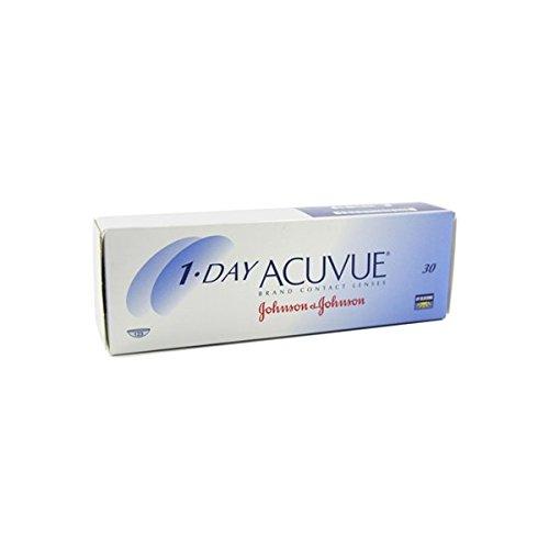 Acuvue Vita Monatslinsen weich, 6 Stück/BC 8.8 mm/DIA 14.5 mm / +8 Dioptrien