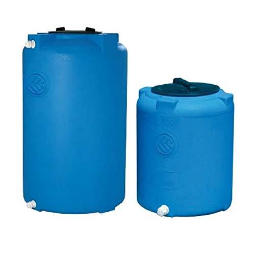 Depósito cisterna cordivari Vertical 500l polietileno para recoger agua