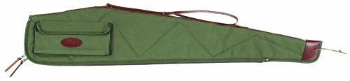 Boyt Harness Signature Series Scoped Rifle Case with Pocket (OD Green 46-Inch)
