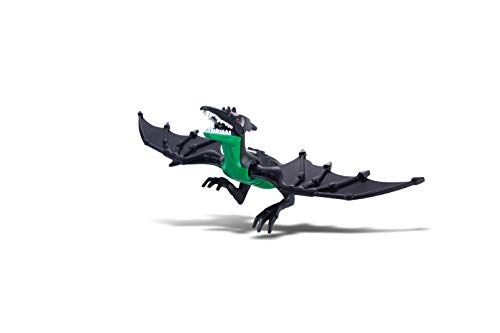 BLOCKOSAUR Large Jurassic Pterodactyl – Building Blocks Pterodactyl Dinosaur Toy for Kids 3-5 & Up, 4.7x6.7x2.4 inches Figures Giant Indominus Pterodactyl Toy for Boys and Girls - Pterodactyl Toy