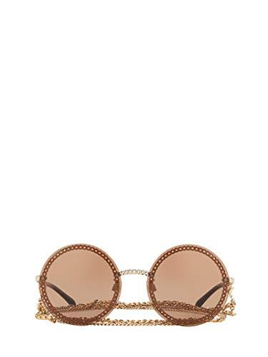 Chanel Luxury Fashion Damen CH4245C3953 Bronze Sonnenbrille | Jahreszeit Permanent