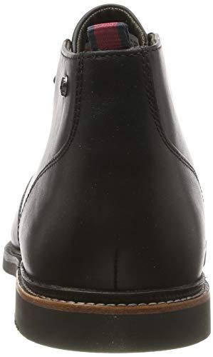 Timberland Brook Park Mens Chukka Boot UK8.5 EU43 US9 Black Smooth