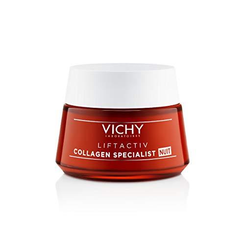 Vichy Liftactiv Specialist - Collagen Specialist Crema Notte Antirughe, 50ml