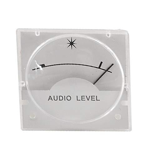 New Lon0167 Caja de Destacados sonido analógica, nivel eficacia confiable de audio, encabezado, medidor VU, 39 mm x 39 mm, 500uA 700 ohmios(id:d84 a9 dd 2d5)