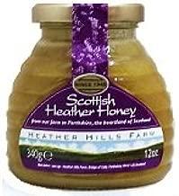 Heather Hills Scottish Heather Honey Case of 4 X 12oz