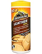 Armor All Leather Wipes - 24 Sheets