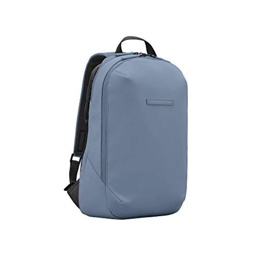 HORIZN STUDIOS Gion Backpack | Business Rucksack mit Laptopfach | Wasserabweisend (Blue Vega, M)