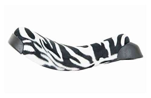 Qu-Ax Luxus Einradsattel, Zebra Design, 2011