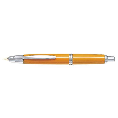 "PILOT""Capless (special alloy nib) / Deep Yellow"" [nib : Fine]"