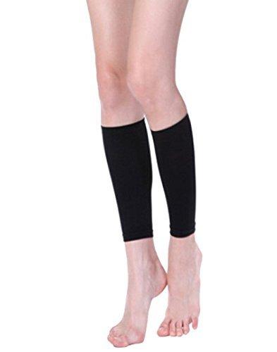 Butterme Femme confortable Minceur Chausettes compression du mollet Chaussettes de compression Bas de contention pour Combustion Des Graisses Maigre