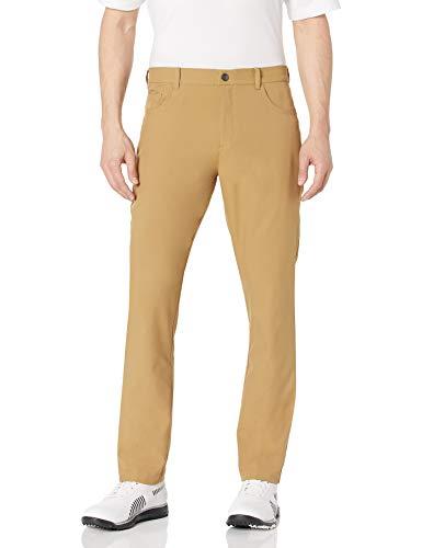 PUMA Jackpot Pantalon 5 Poches pour Homme, Homme, Pantalon, 577975, Bronze Ancien, 34W / 32L
