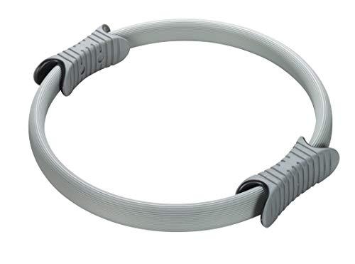 TrendySport 1016544 Aro Pilates ring, Plateado, Diámetro 38 cm