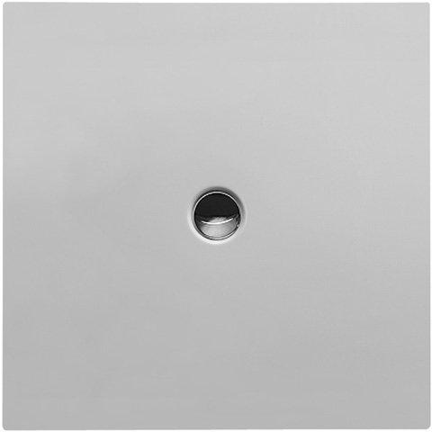 Duravit Bodenbündige Duschwanne 100x100cm Quadrat, weiß, 720085000000000