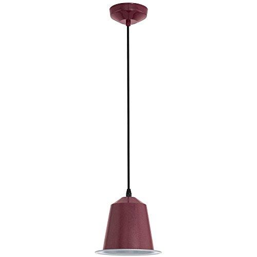 Pendentif de plafond de 5 watt LED suspendus lampe lumineuse en acier venant IP20 Eglo 75106