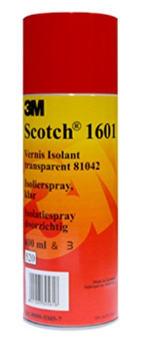3M 1603 Scotch Isolierlack, 400 mL, Schwarz