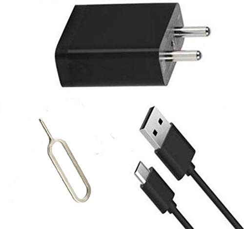 Badger Fast Charger Xiaomi Redmi Note 7 pro,Redmi 7s, Redmi Note 7, Redmi 8A/ Mi A1,A2, Fast Charger Original Adapter Like Wall Charger Cable, Mobile Power Adapter Cable, Fast Charger, Android Smartphone Charger, Battery Charger, High Speed Travel Charger With 1 Meter TYPE- C USB Cable Charging Cable Data Transfer Cable & Sim Ejector tool