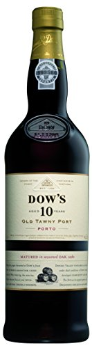 Dow's 10 Year Old Tawny, Porto, 75 cl - 750 ml
