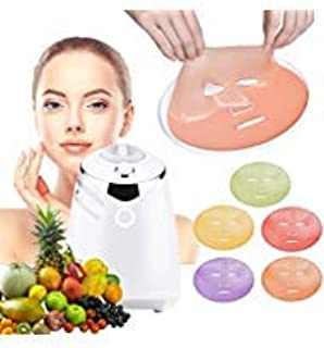 Face Mask Machine Onekey Operate Smart DIY Natural and Organic Masks with Collagen Facial Mask Model all certification Automatic Mask Maker (US PLUG)