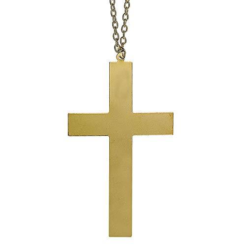 Widmann Generique - Collier Croix Moine doré