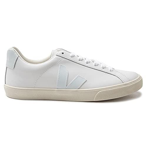 Veja Zapatillas Esplar Court para mujer, color blanco, color Blanco, talla 36 EU