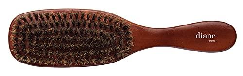 Diane 100% Boar Wave Brush, 9 Inch (Pack of 1)