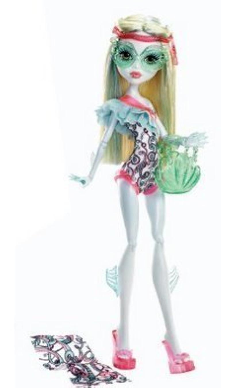 地上で次へ潜水艦輸入モンスターハイ人形ドール Game / Play Monster High Lagoona Blue Swim Doll, monster, high, lagoona, blue, doll, monster, high Toy / Ch...