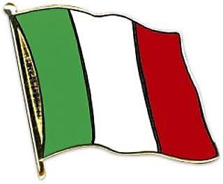 Akachafactory Pin Anstecker Anstecker Anstecker Stadt Flagge Italien Puglia
