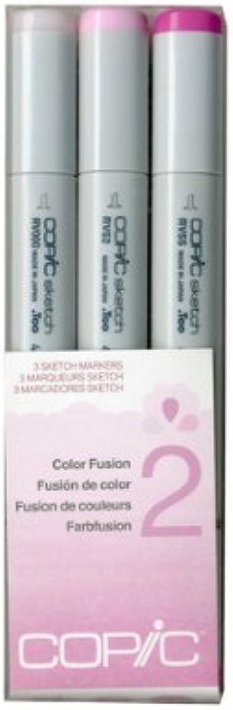 Copic Marker Sketch Farbe Fusion Markers, CSCF 2, 3-Pack by Copic Marker B01KBARA9W     | Bekannt für seine gute Qualität
