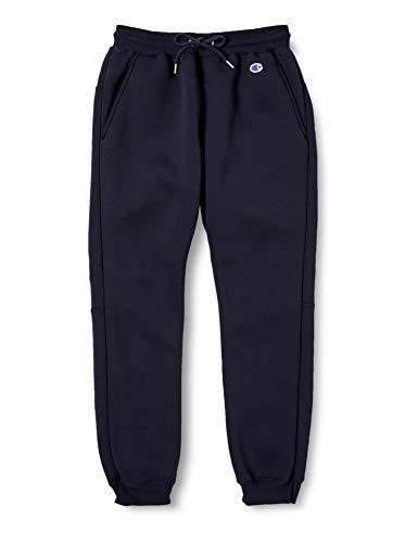 [チャンピオン] Wrap-Air パンツ スウェットパンツ ジョガーパンツ 通気性 ストレッチ 保温 C3-NS230 メンズ ネイビー 日本 M (日本サイズM相当)