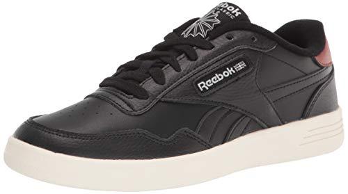 Reebok Club MEMT, Zapatillas de Baloncesto para Hombre, (Negro Gris Marrón), 41 EU