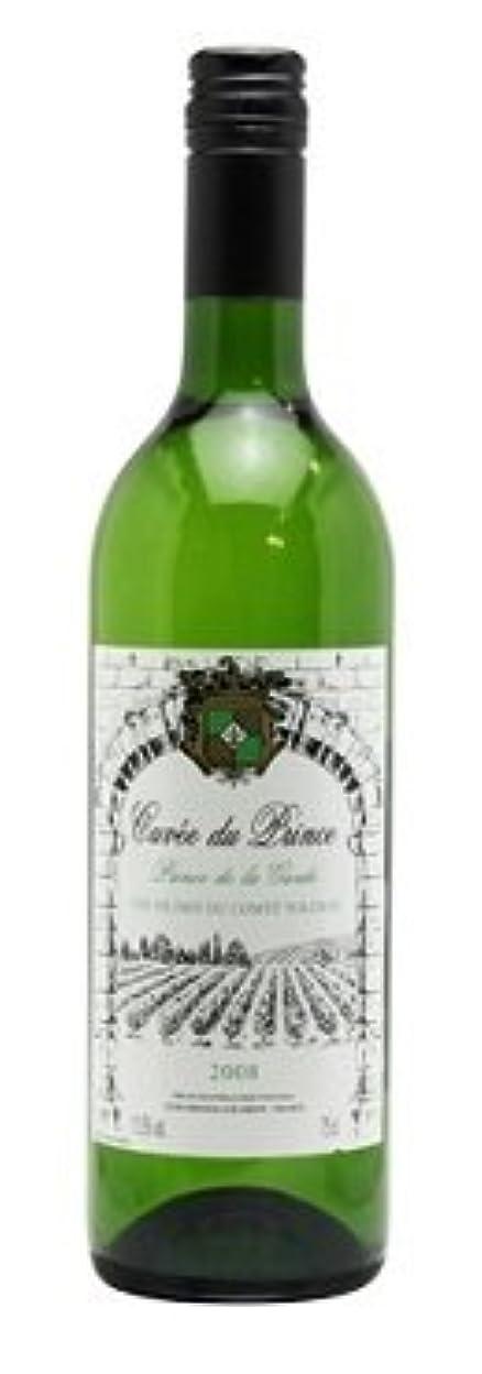 印象的な長さ日記フランスワイン キュベ?デュ?プリンセス 白 750ml.hn Cuvee du Prince Blanc129630