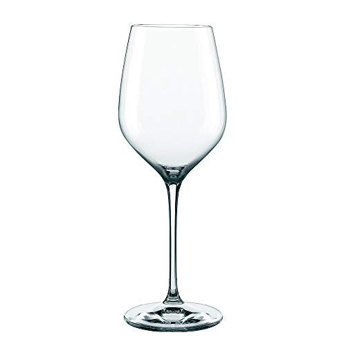 Spiegelau & Nachtmann, 4-teiliges Bordeauxglas XL Set, Kristallglas, 810 ml, Supreme, 0092082-0