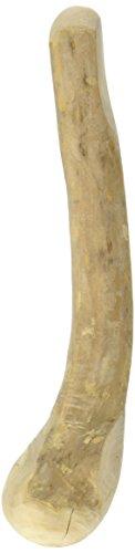 Chewies Kaustab für Hunde - Kauknochen aus Kaffeeholz - splitterfrei und langlebig - natürliches Kauspielzeug - Größe S: Für Hunde bis 10 kg Körpergewicht