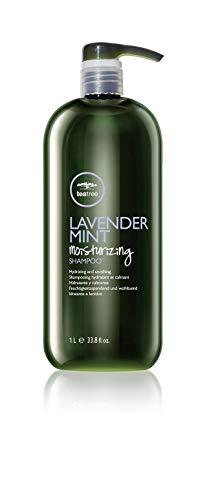 Paul Mitchell Lavender Mint Moisturizing Shampoo Hydrating and Calming