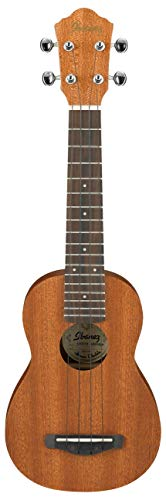 Ibanez UKS10 Ukulele, Brown