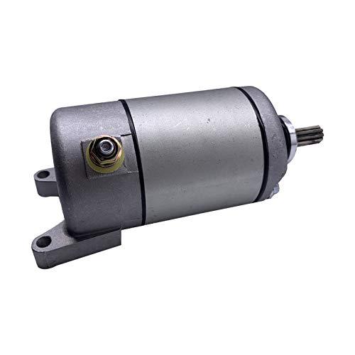Zsoog 18757 Starter Motor For Yamaha Grizzly 350 2007-2014 Wolverine 350 2006-2009 YFM35 YFM350 Bruin 2004-2006 YZF600R YZF 600R 1997-2007 YZF600R 599cc ENGINE 2000-2007