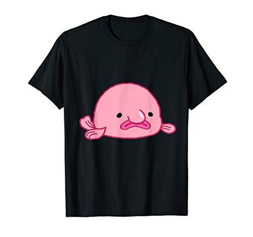 Blobfisch Tier Meereskreatur Meeresbewohner Hässlicher Fisch T-Shirt